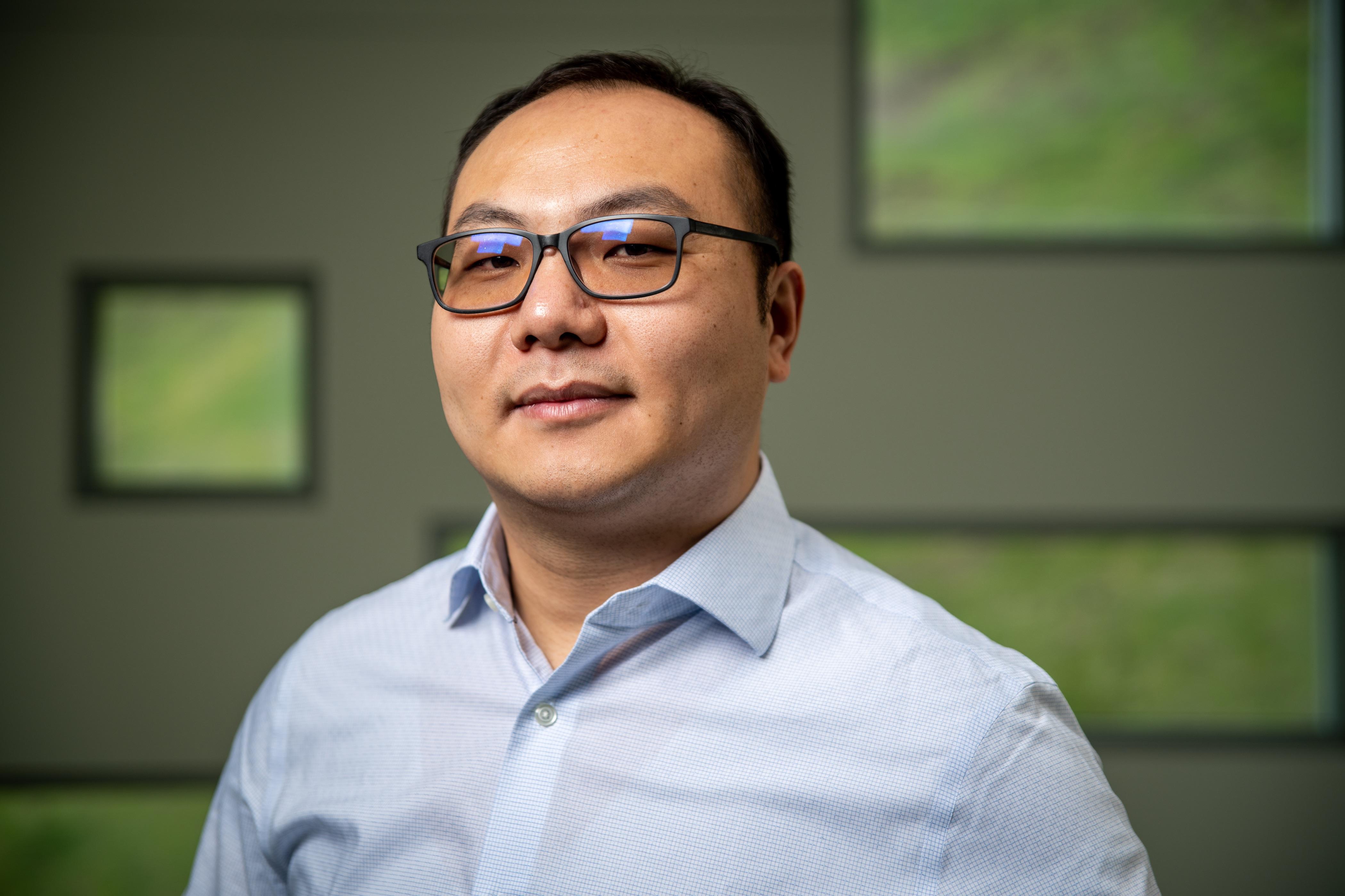 Research Scientist Bin Wang