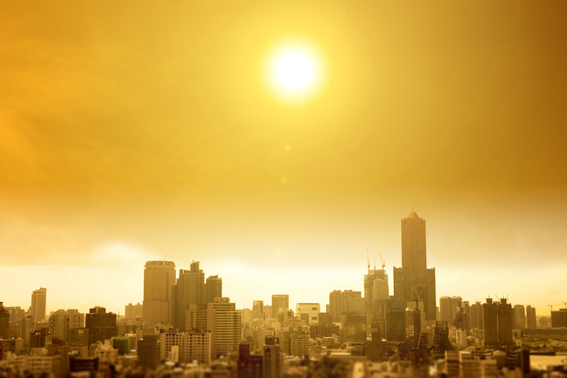 Climate variability could create a gap between total energy generation and demand – a situation that could lead to blackouts. (Credit: iStock/Tomwang112)