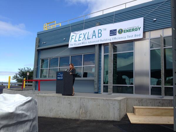 FLEXLAB® opening day – July 10, 2014