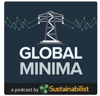 Global Minima podcast logo