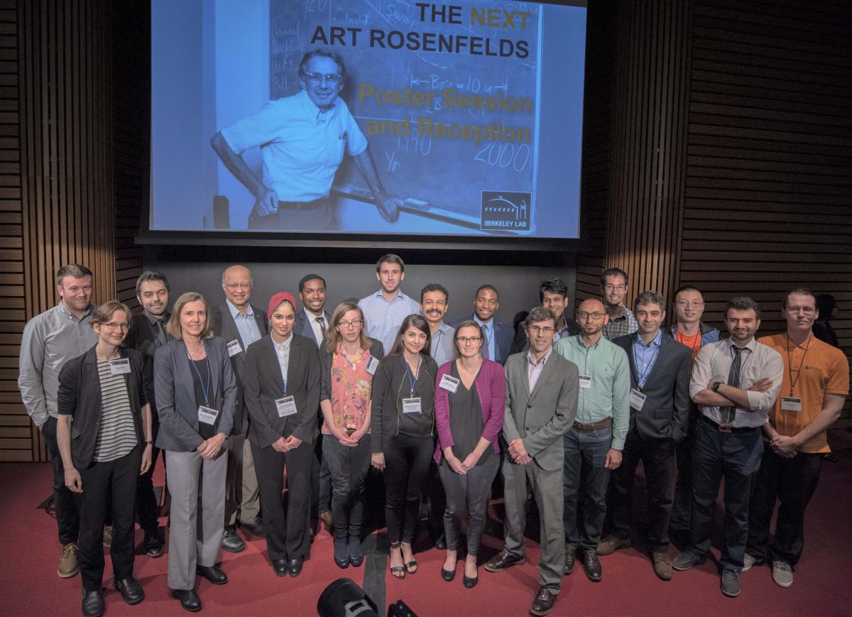 Rosenfeld Symposium Poster Presenters