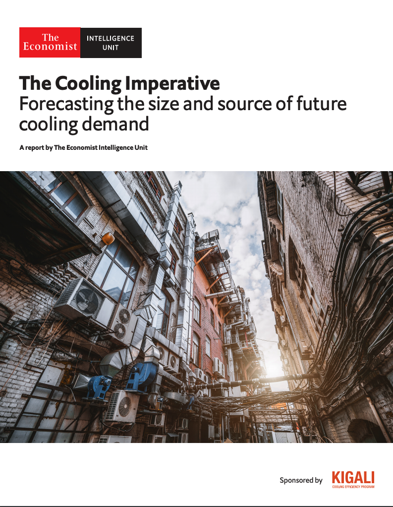 The Cooling Imperative Report by the Economist Intelligence Unit