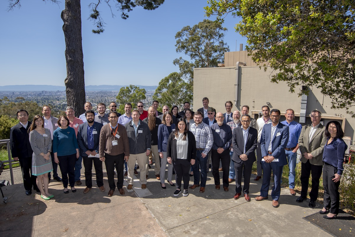 Attendees at Berkeley Lab's Better Plants Technology Days